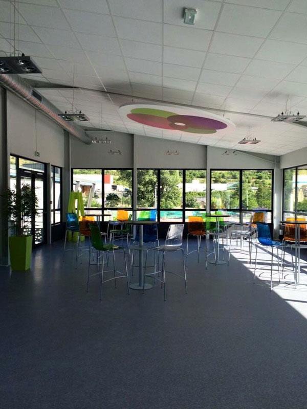 Stade jean jacques delmas bonnet teissier architectes for Delmas architecte